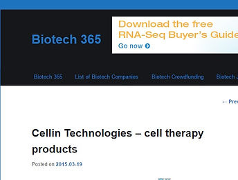cell therapy products