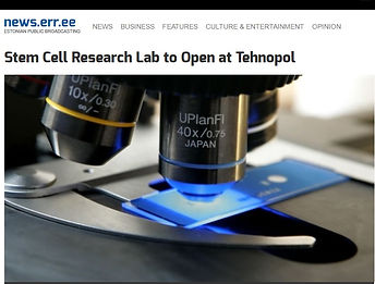 stem cell research lab