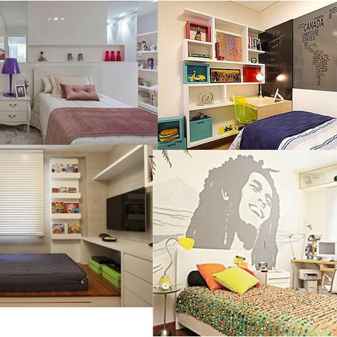 Como planejar e decorar quartos de adolescentes?