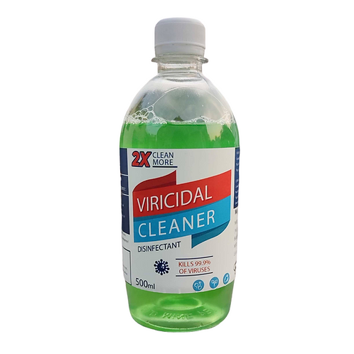 Viricidal Cleaner / Disinfectant - 450 ml