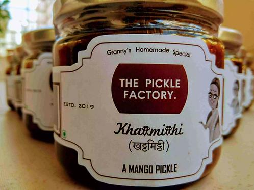centylemart - Organic Pickle Khattmitthi Aam ka achar