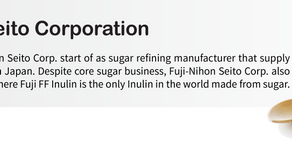 INULIN     An Ideal Solution for Better Glycemic Management & Gut Health