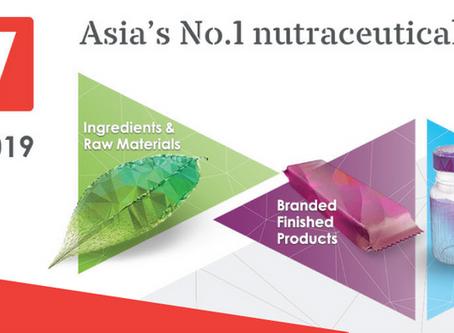 Vitafoods Asia 2019 | Introducing Chios Mastiha & Activ'Inside