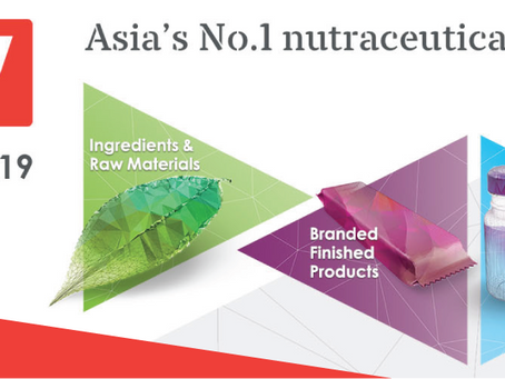 Vitafoods Asia 2019 | Introducing Chios Mastiha & Activ'Inside