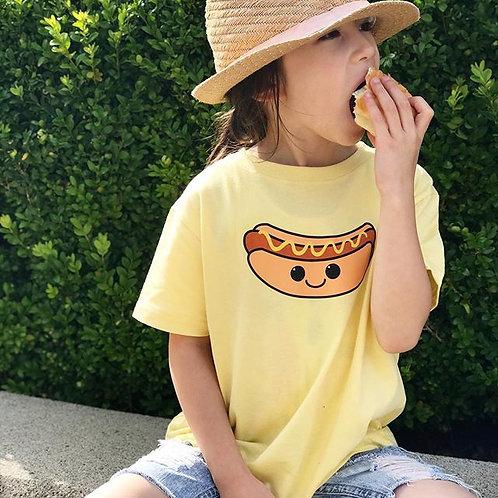 Hot Dog Kids T-shirt