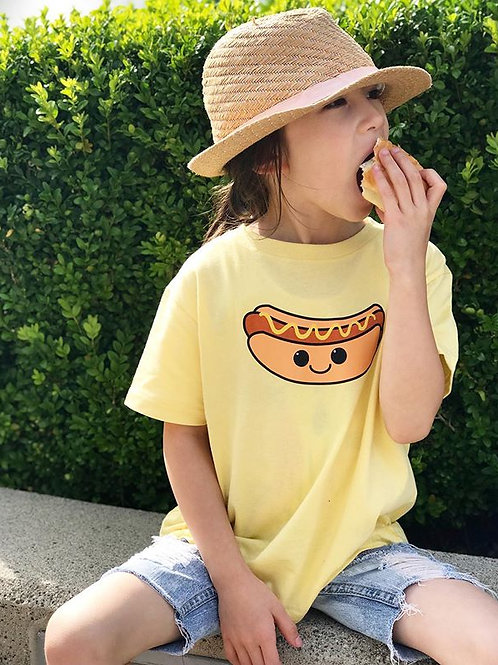 Hot Dog Kids T-shirt