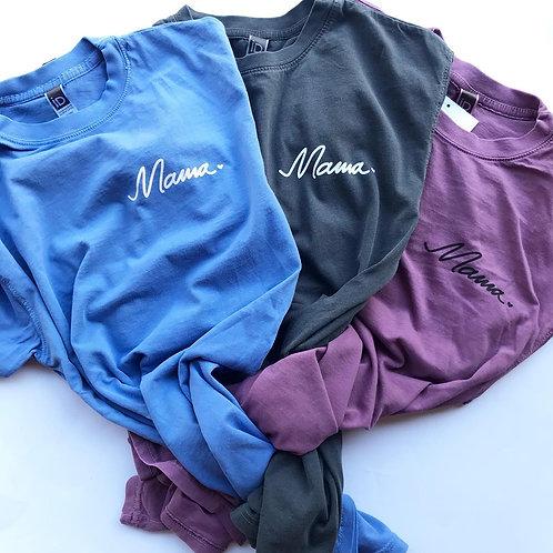 Mama's Love Crew Neck T-Shirt