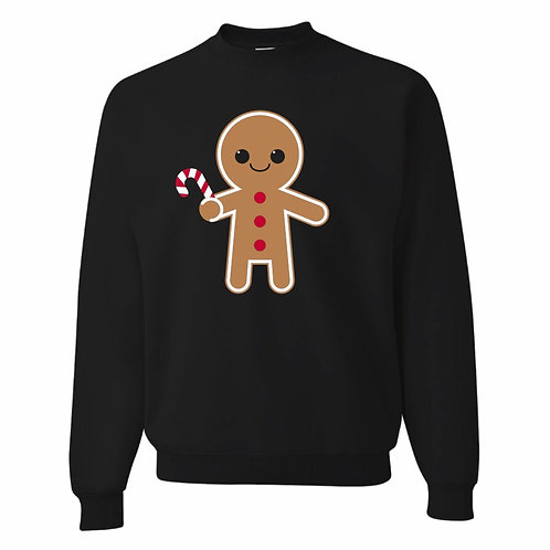 Gingerbread Adult Pullover