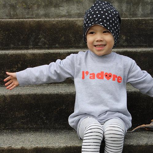 J'adore Kids Fleece Pullover