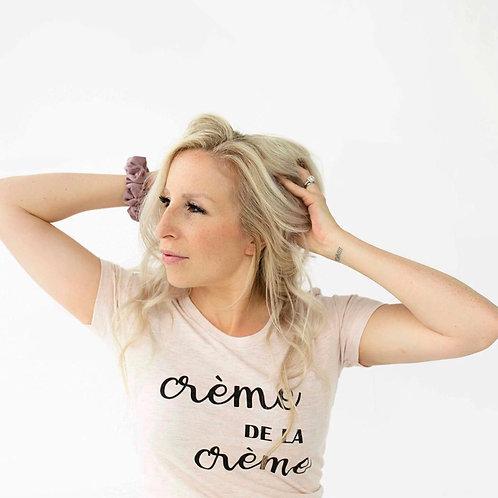 Crème de la Crème Women's T-Shirt