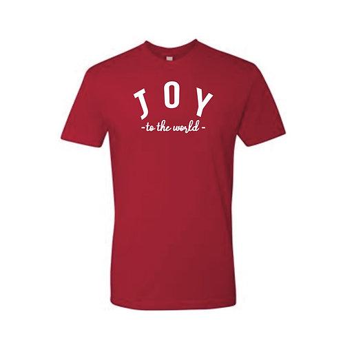 Joy to the World Adult T-Shirt