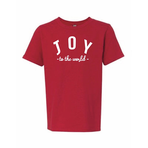 Joy to the World Youth T-shirt