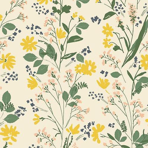 Bibdana || Yellow Wildflowers