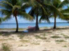 Malacate Beach Shoreline with boat