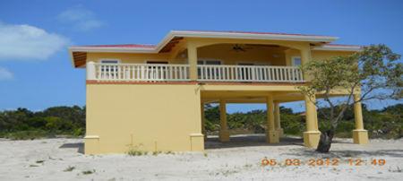 Belize Real Estate Home Plan