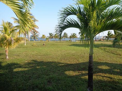 Beachfront Lot area of 3.8 acre parcel