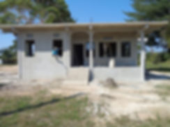 Completing home plan at Malacate Beach