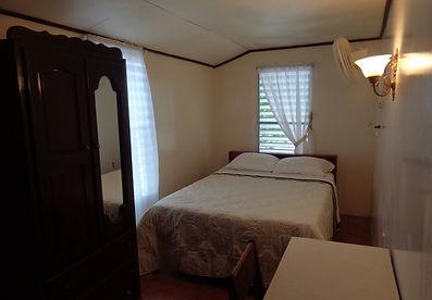 Bed Room #1 Guest Cottage Belize Real Estate