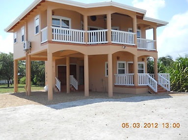 Belize Real Estate Home Plan