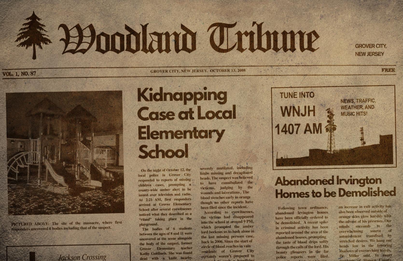 Woodland Tribune