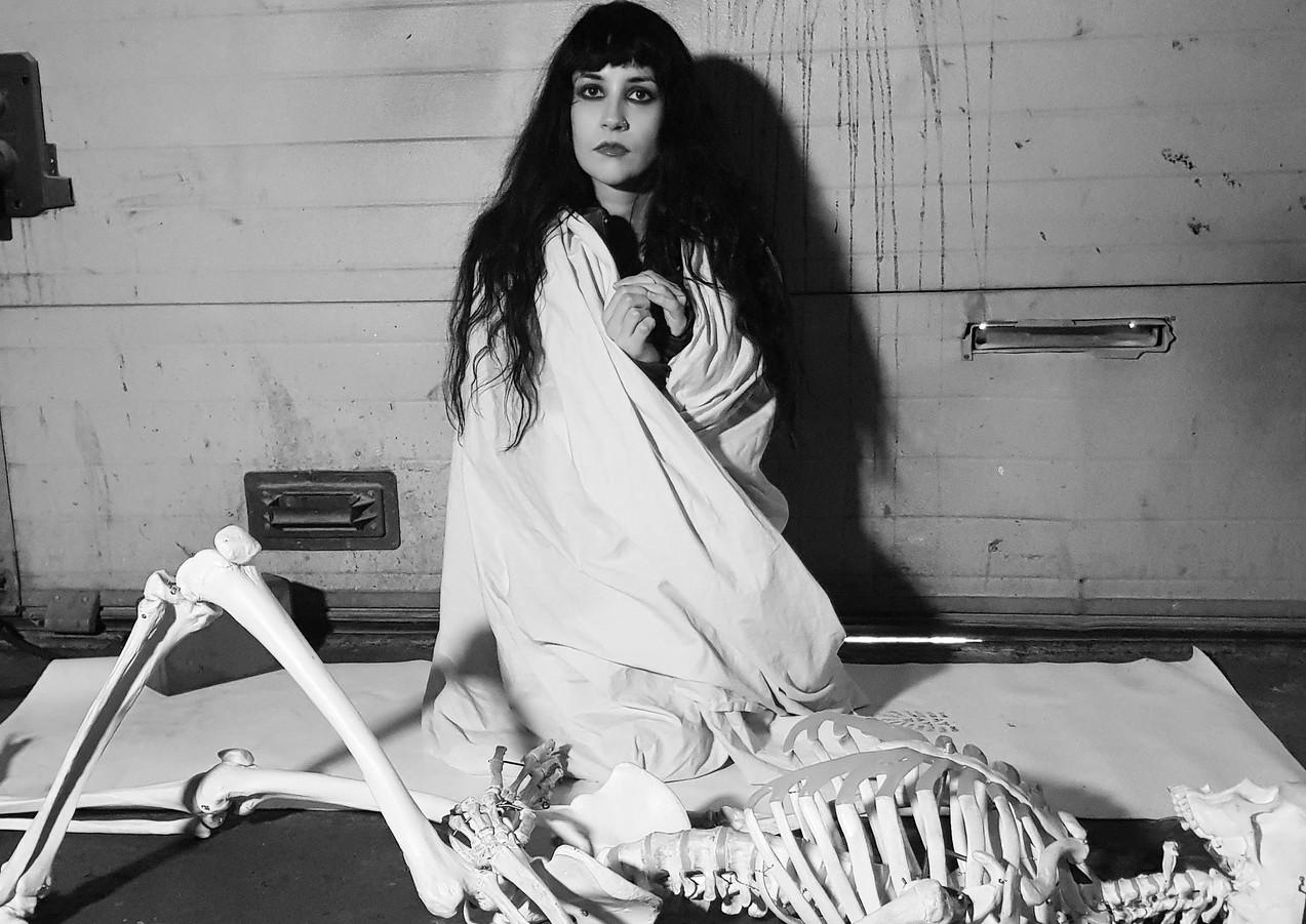 Beautiful Psycho - Theda Bara