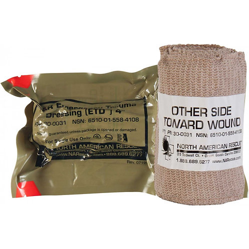 Emergency Trauma Dressing - North American Rescue