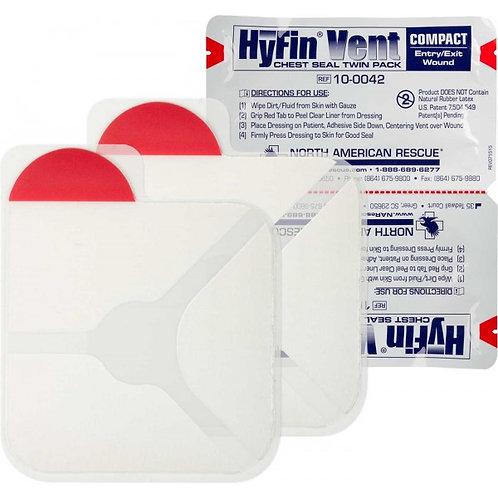 Hyfin Vent Compact Chest Seal - North American Rescue