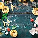 Pasta Pomodoro/ Pesto sauce