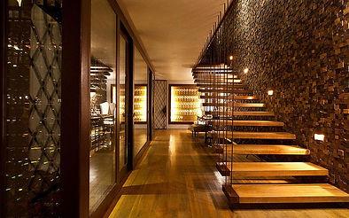 Harmonização de Ambientes com Escadas