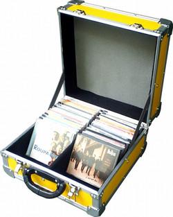 MALETA P/ 50 CD's