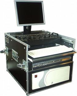 COMPUTADOR + MONITOR + DVD + MIXER