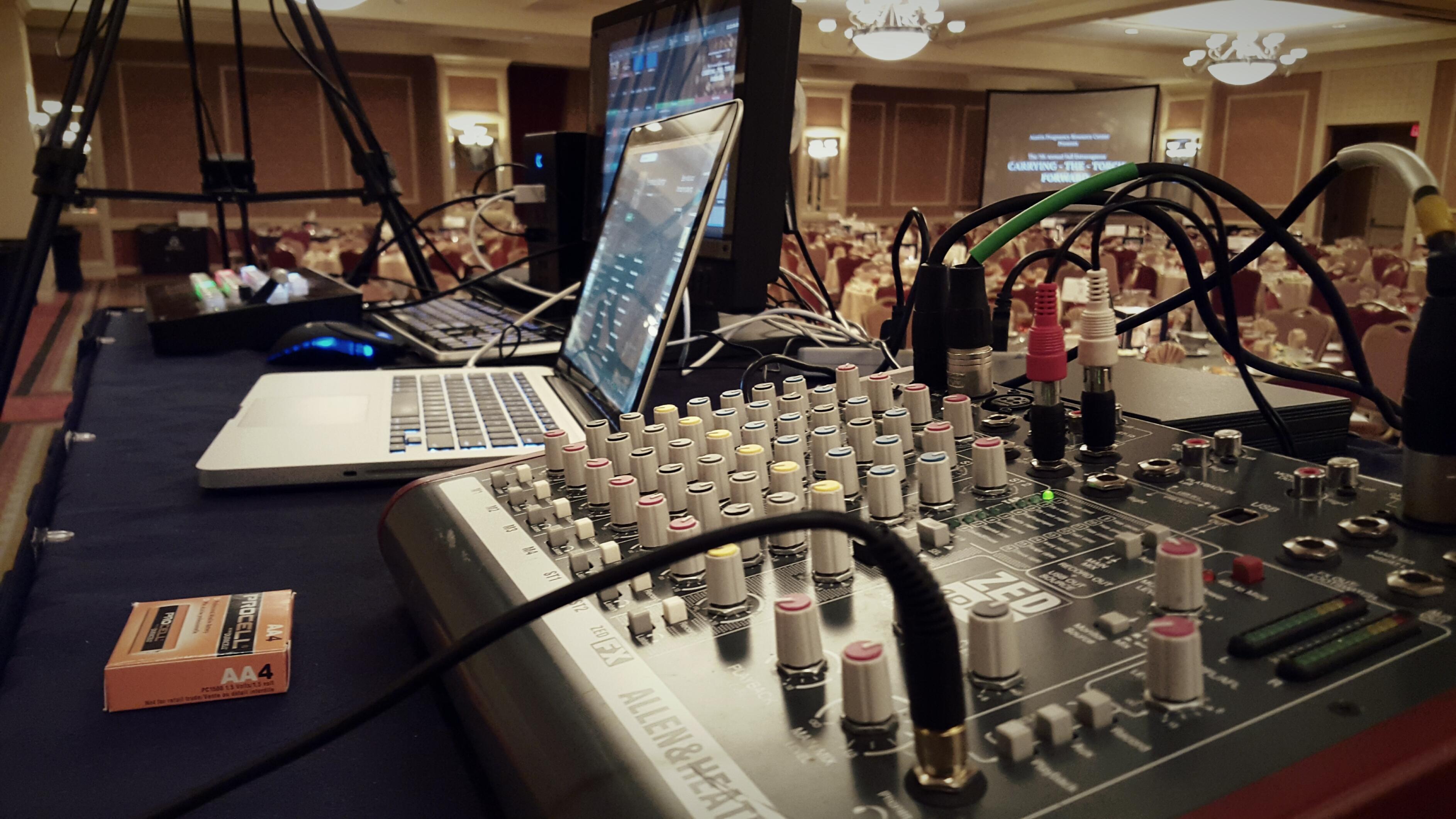 Sound Setup