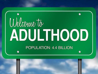 Yes Adulting is a Real Thing!