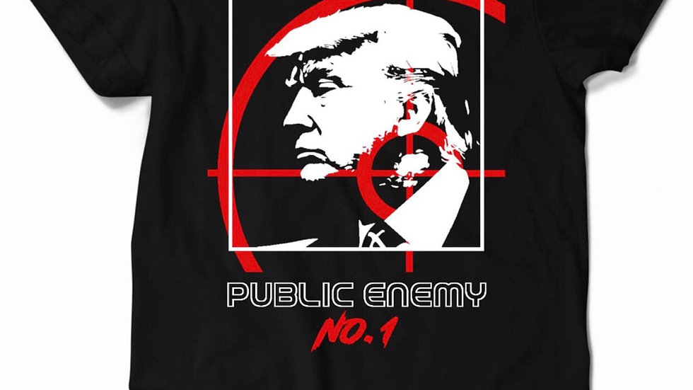 Public Enemy No. 1 Tee