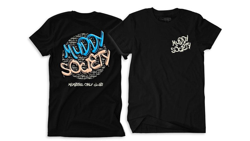 Muddy Society 2 Tee