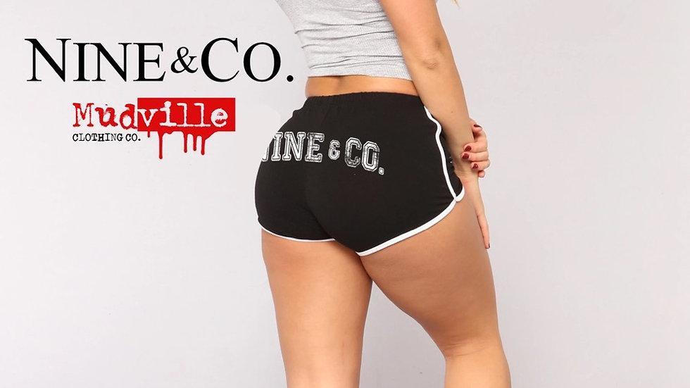 NINE & CO. Booty Shorts