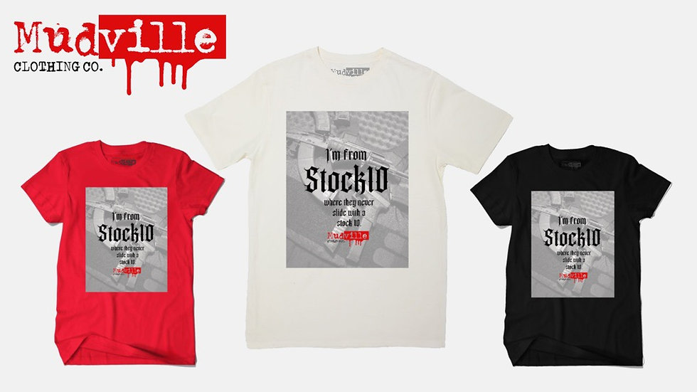 Stock10 Tee