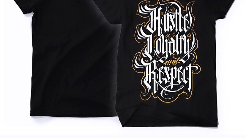 Hustle, Loyalty and Respect Tee