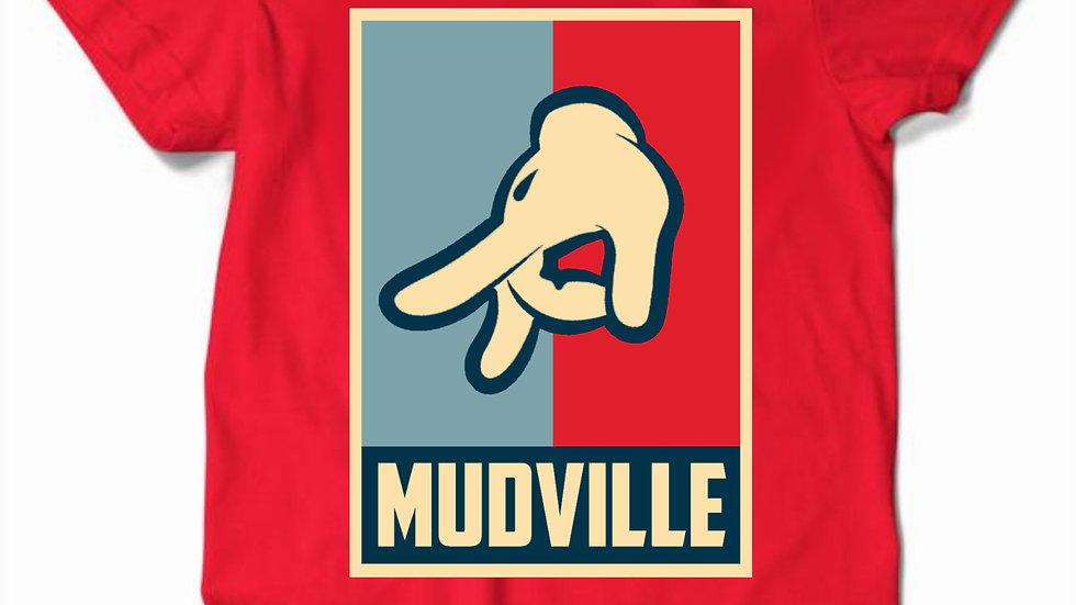 Mudville 209 Fingers Tee