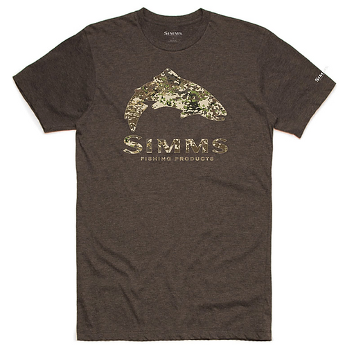Mens' SIMMS Trout River T-shirt