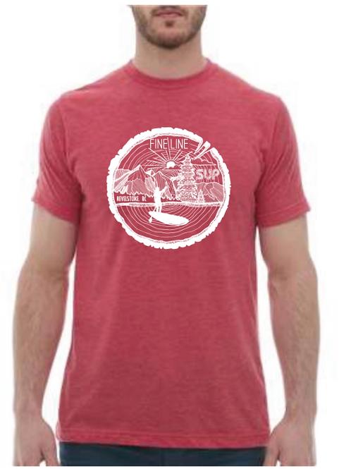 Men's FINE LINE SUP T-shirt