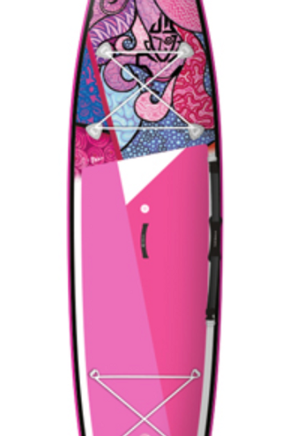 """Starboard Inflatable Touring  SUP, 11'6"""" x 29""""X 4.75"""", Takhine Deluxe SUN"""