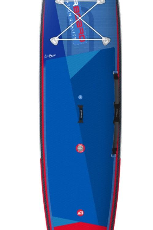 Starboard 12'0″ x 33″ iGO Inflatable SUP, DELUXE, Single Chamber