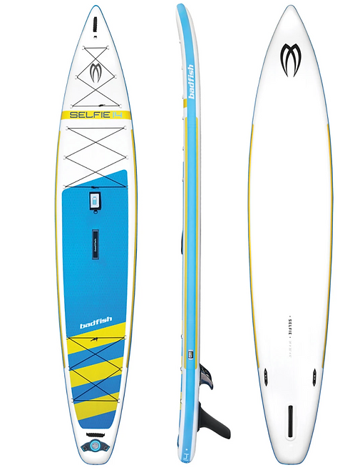 Badfish Selfie Inflatable Paddleboard