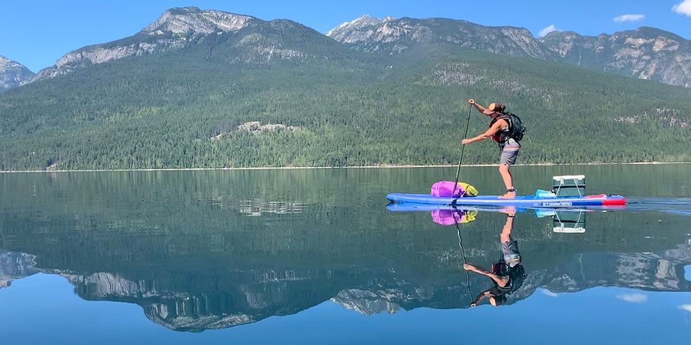 Intro to Overnight Lake Touring on your SUP