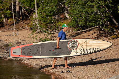 Sunova Expedition Touring Board, Norm Hann Edition