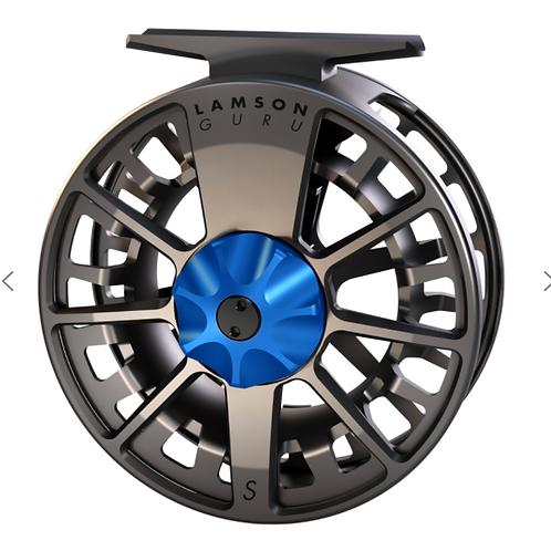 Lamson S-Series  -7+ Guru Reel, Arctic