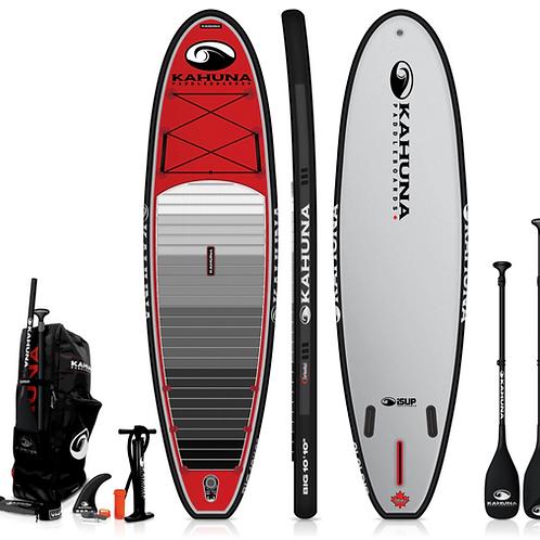 Kahuna BIG Inflatable Paddleboard package