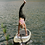 Thumbnail: 2021  ATOLL 11 ft Inflatable Stand Up Paddle Board, Desert Sand