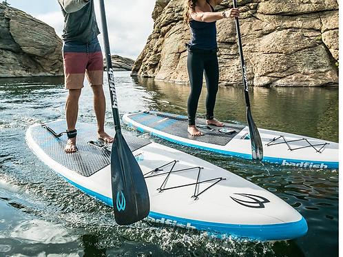 Badfish Monarch Inflatable Paddleboard